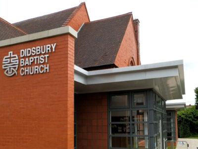 didsbury entrance