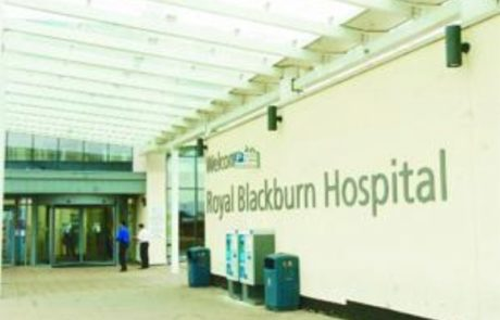 royal blackburn hospital 800x600