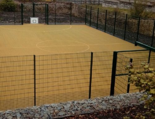 Creation of MUGA Pitch at Waterloo Lodge School