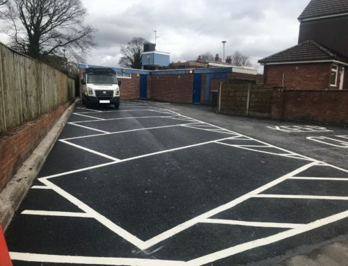 Marple Police Station: Car Park Extension