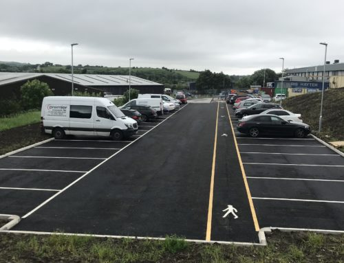 McCormicks Car Park Extension