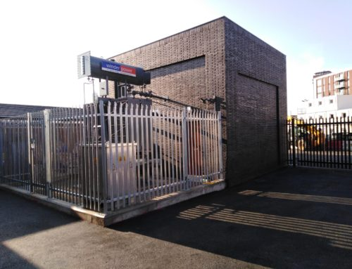 Electricity North West: Trinity Substation