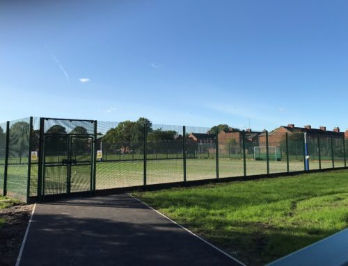 Old Hall Drive MUGA Pitch